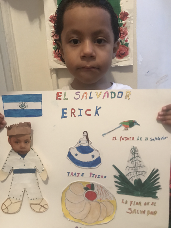 El Salvador Project