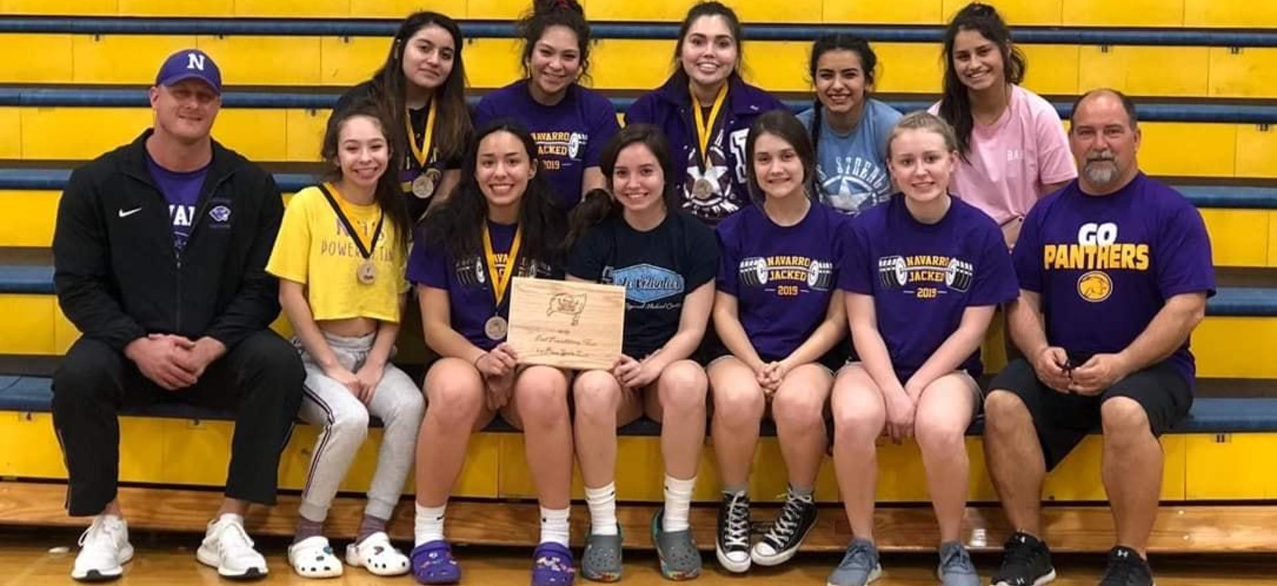 Girls Powerlifting Team