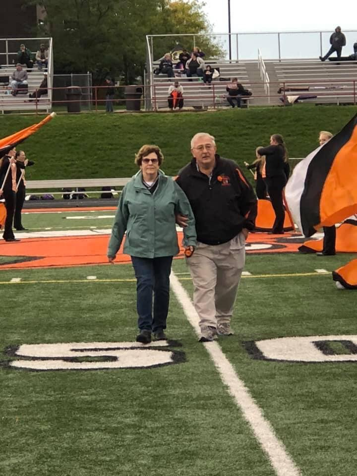 Tom and Sharon Lehman - 2019 Grand marshalls