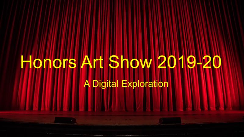 Honors Art Show