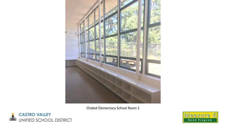 Chabot Elementary School Room 1