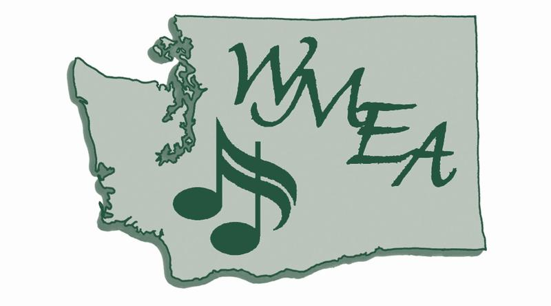 Washington Music Educators Association Logo