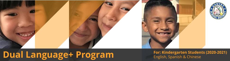 Dual Language+ Program
