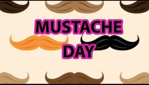 Mustache Flyer