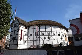 The Globe Theater - London, England (Outside)