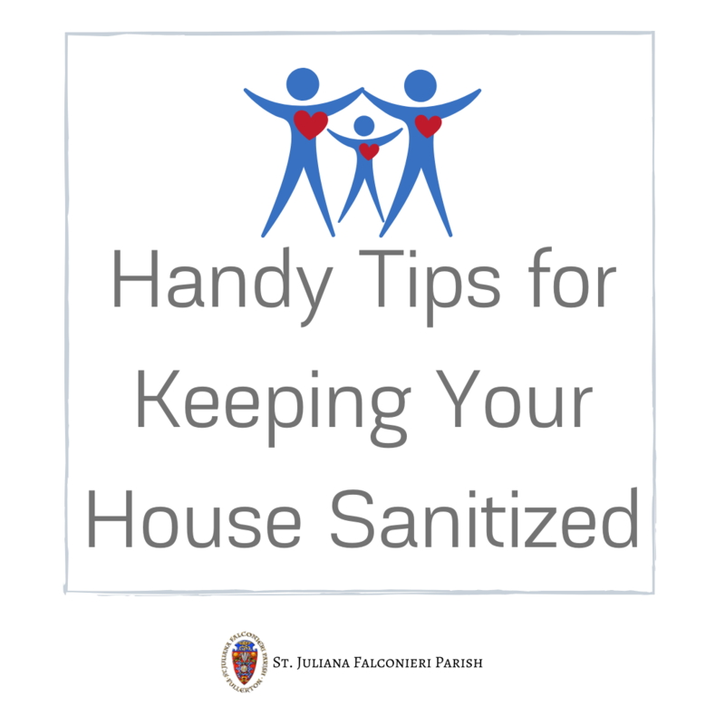 Handy Tips for Keeping Your House Sanitized Featured Photo