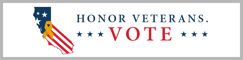 Honor the Veterans and Vote
