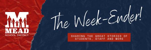 The Weekend series header graphic