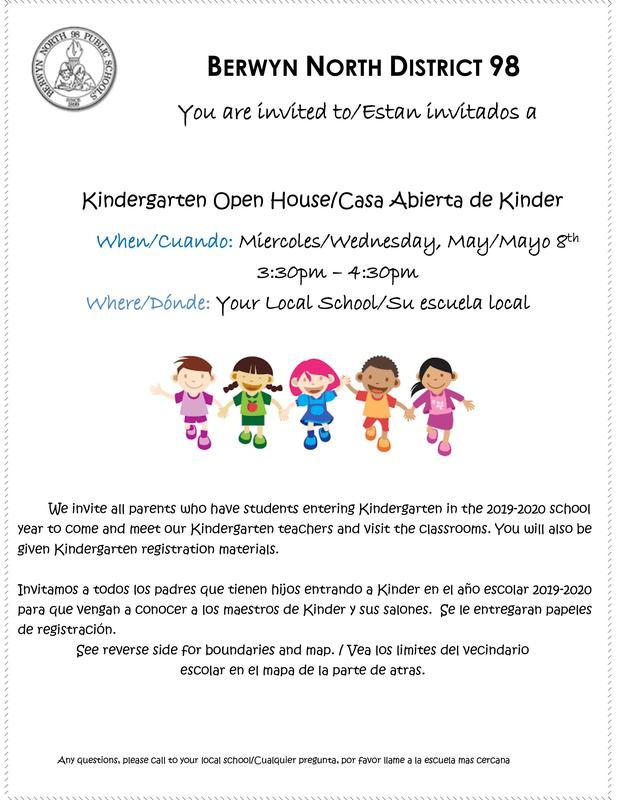 Kindergarten Open House  2019-2020 Flyer.jpg
