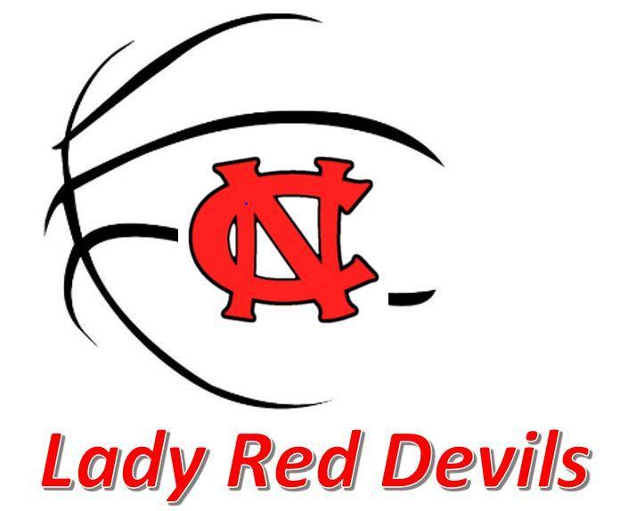 Lady Red Devils basketball logo