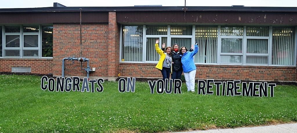 Willow School retirees