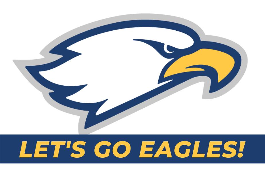 Let's Go Eagles!