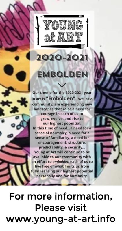 YOUNG AT ART in 2020 Thumbnail Image