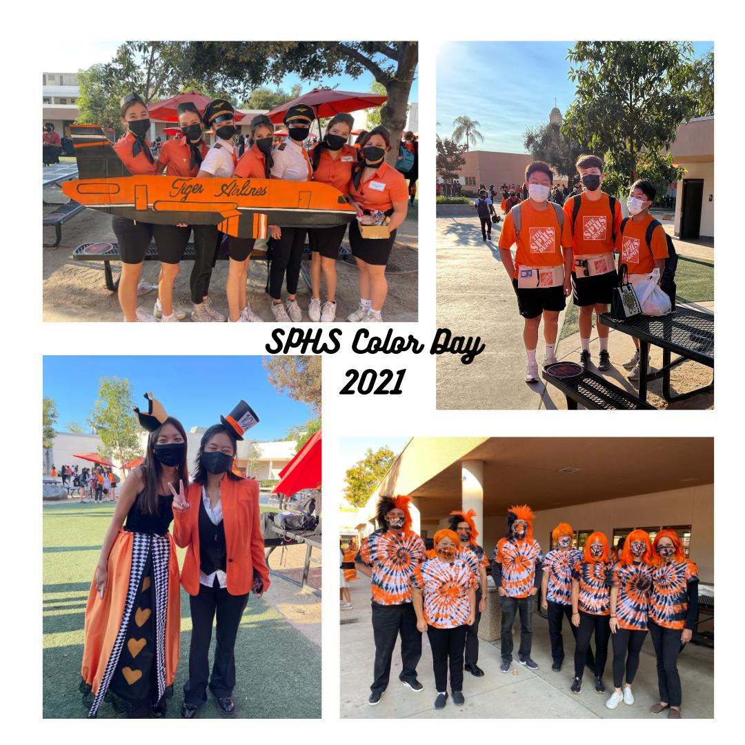 SPHS Color Day 2021