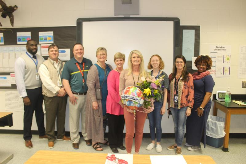 TCHS STAR Student and Teacher Named Featured Photo