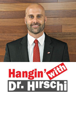 picture of dr. cody hirschi