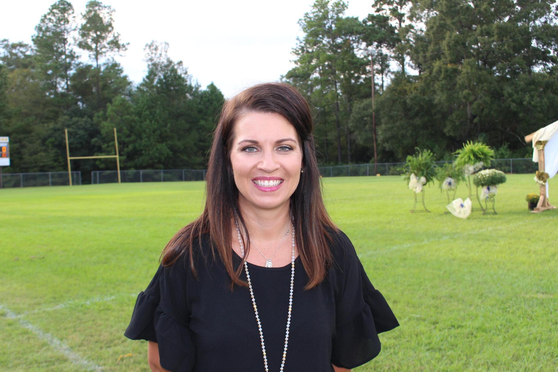 Principal:  Mrs. Jones