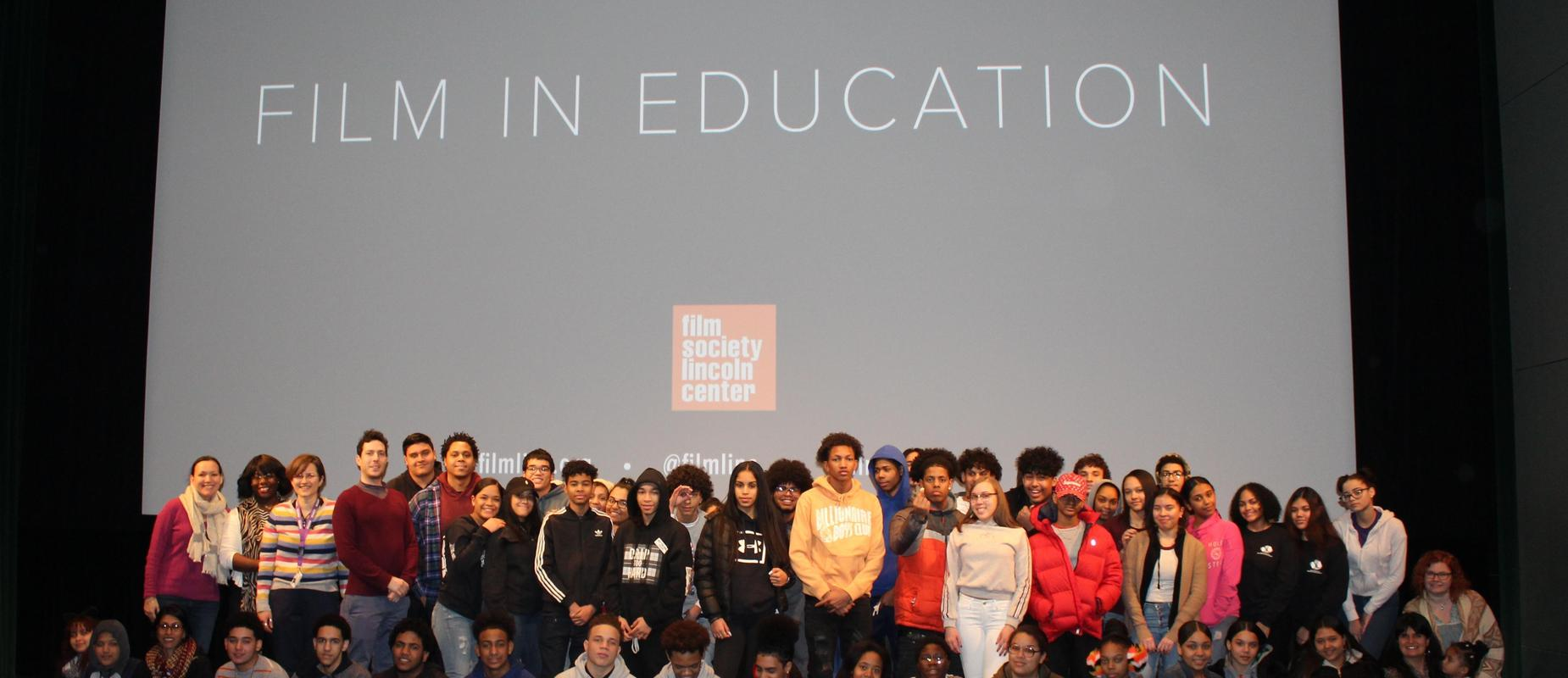 Film at Lincoln Center Young Filmmakers Films