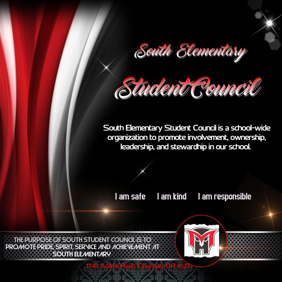 South Student Council logo