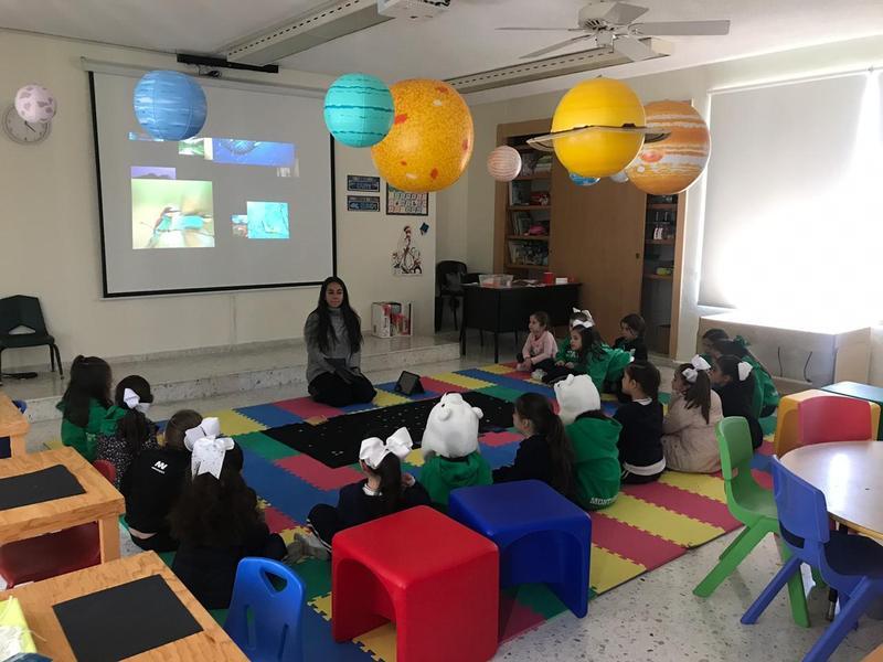 Nuevo atelier en Preescolar Featured Photo