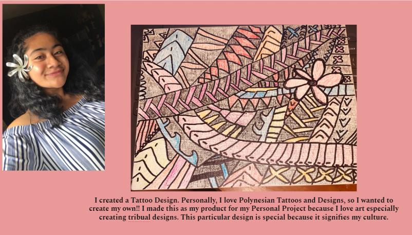 Priscilla's Personal Project