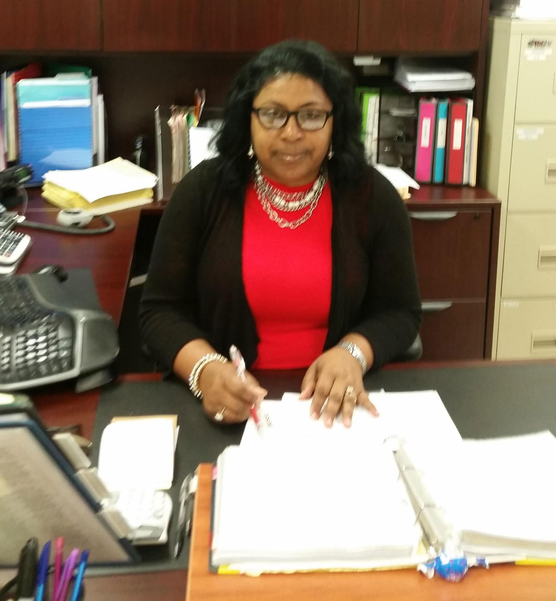 Kathy Kitchen,Transportation Coordinator