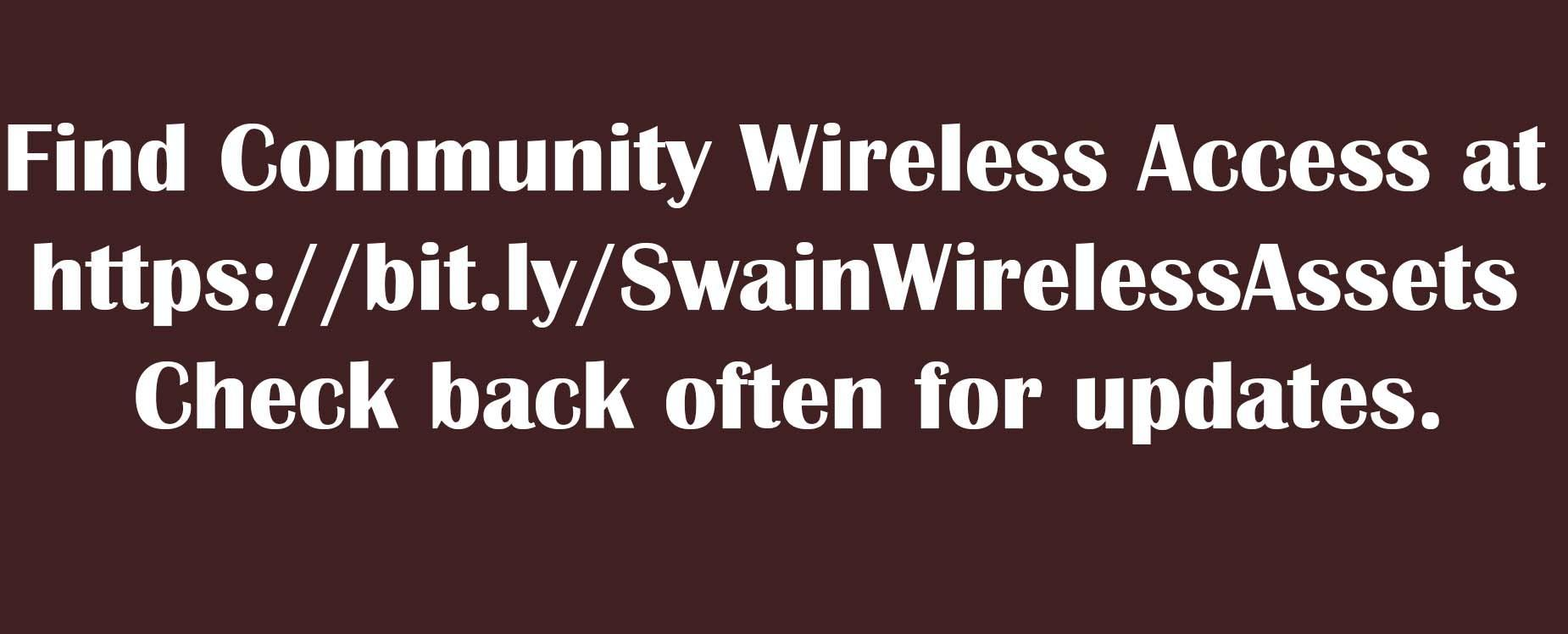 community wireless