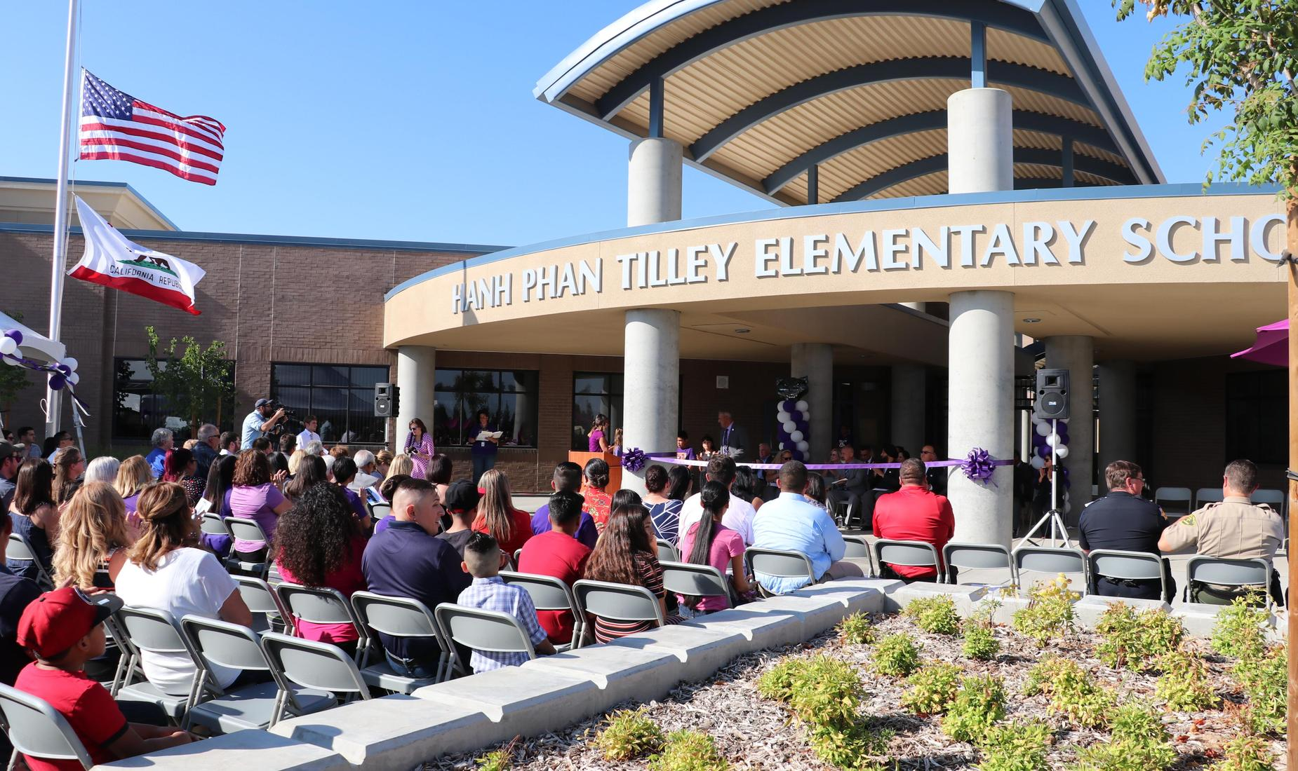 Tilley Groundbreaking Ceremony