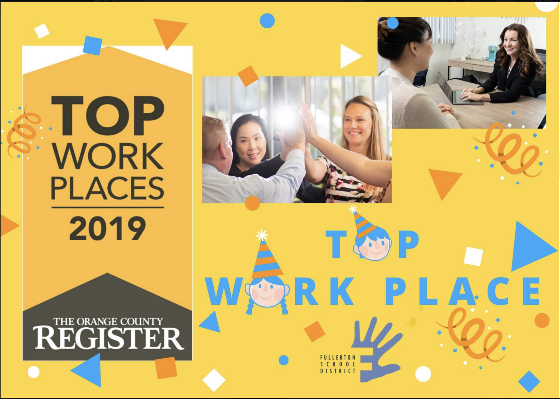 Top Workplace 2019 Award