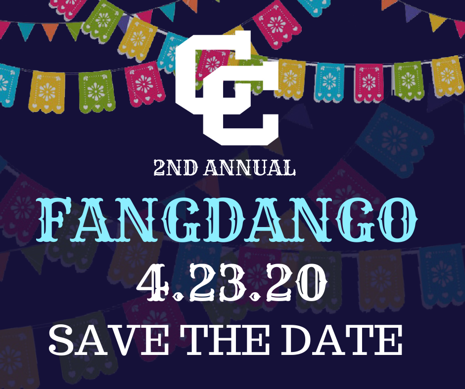 Save the Date for FangDango