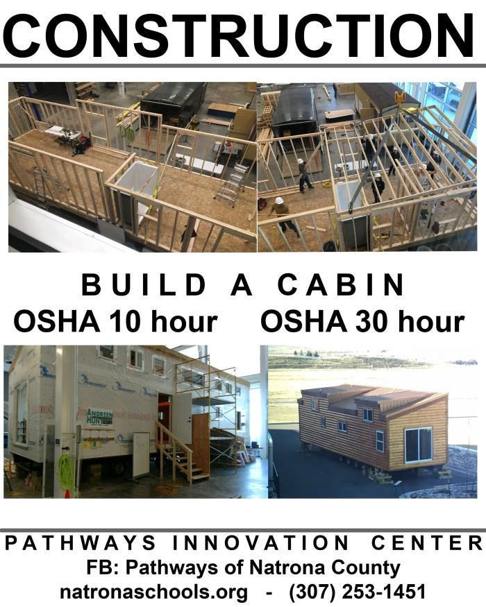 Pathway Innovation Center Construction Program Flyer