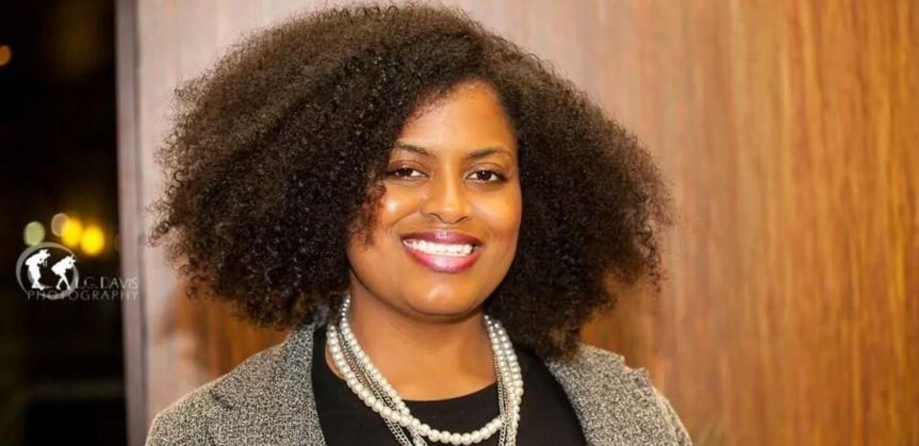 Teacher of the Year: Ms. V. Scott