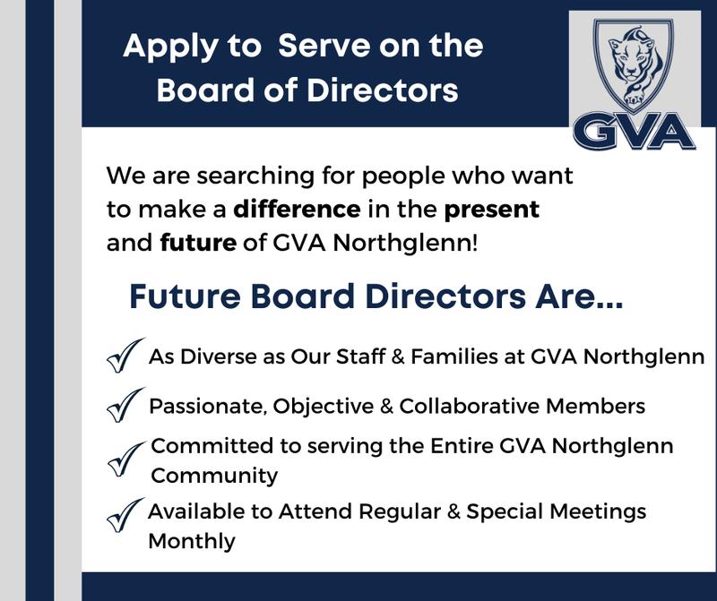 Northglenn Board of Directors