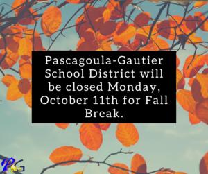 fall break 2021