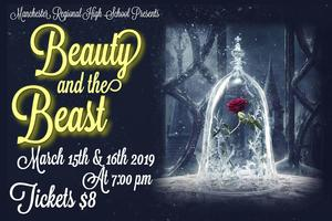 Beauty and the Beast school play promo for Website