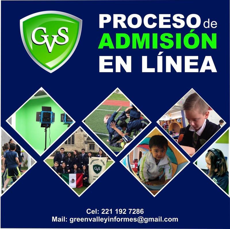 Proceso de admisión en línea Thumbnail Image