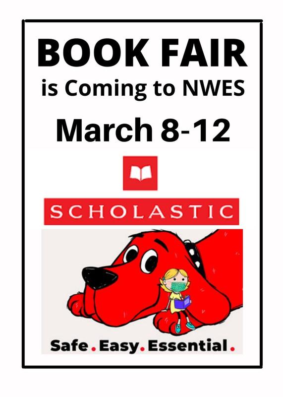 Book Fair Is Coming March 8-12 Thumbnail Image