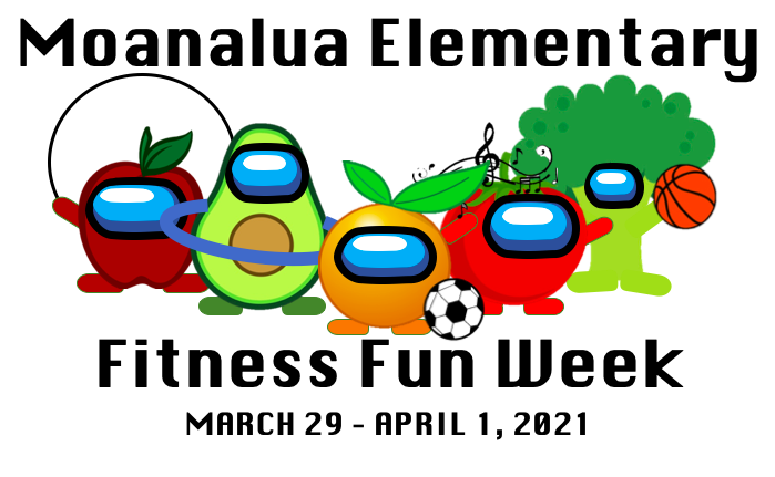 Fitness Fun Week Logo