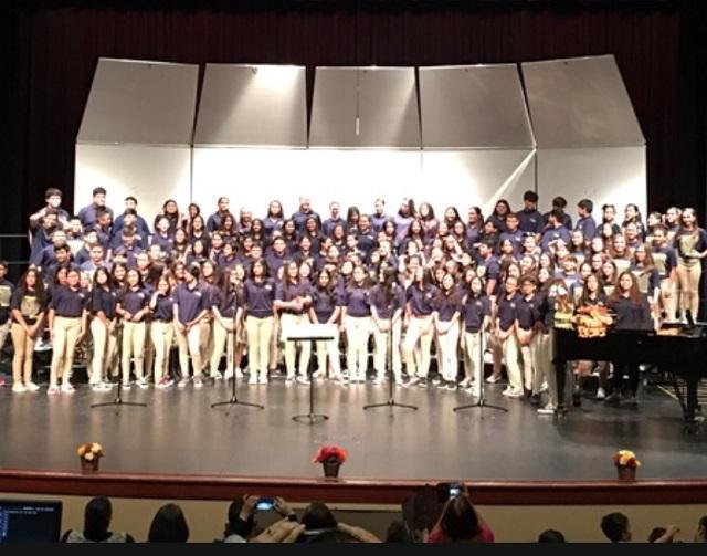 BL Garza Choir
