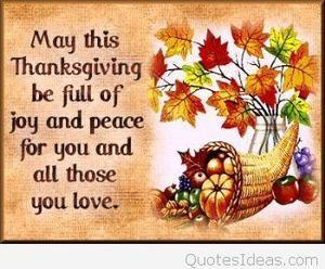Thanksgiving Wish