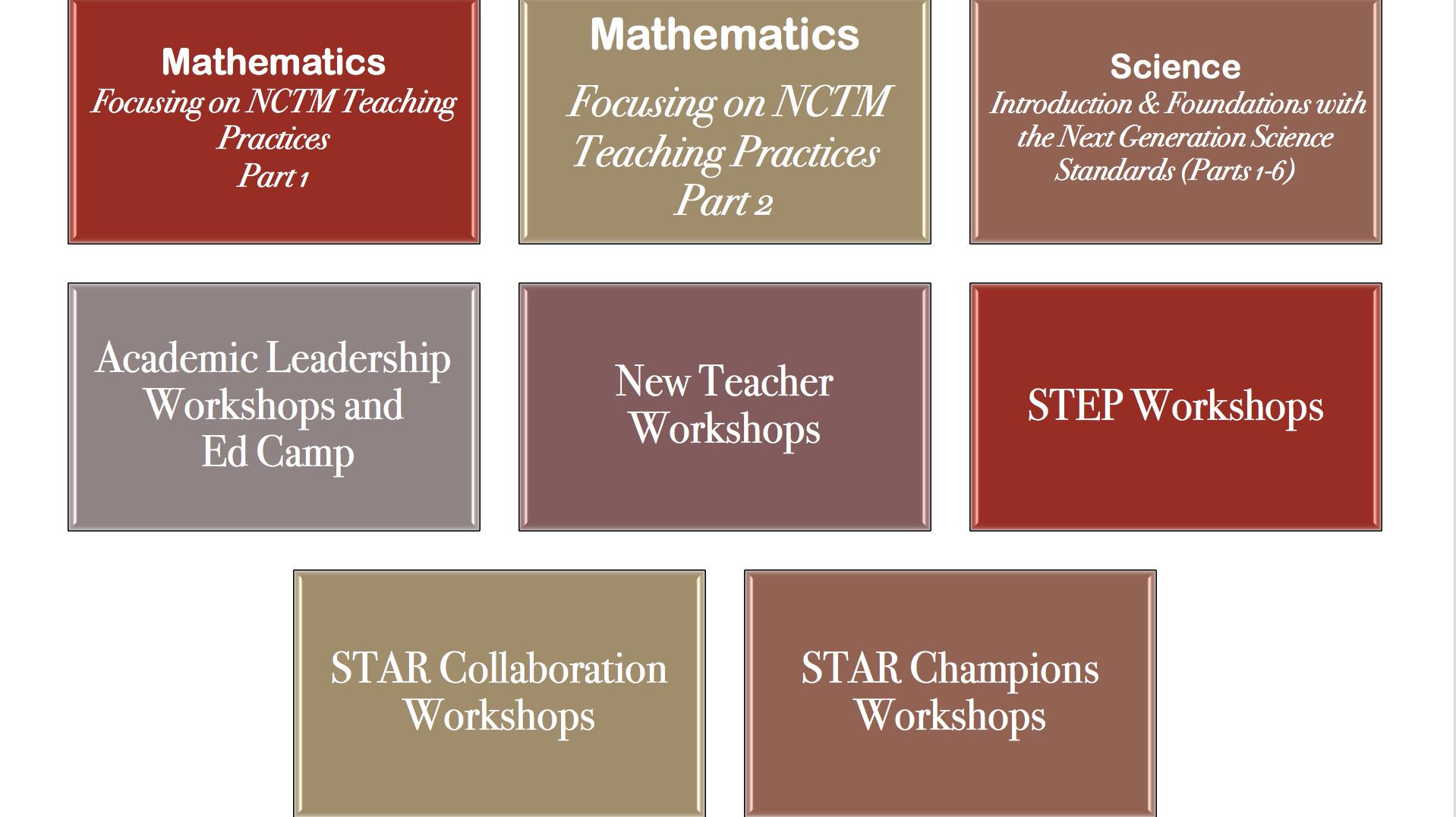 HS Workshops