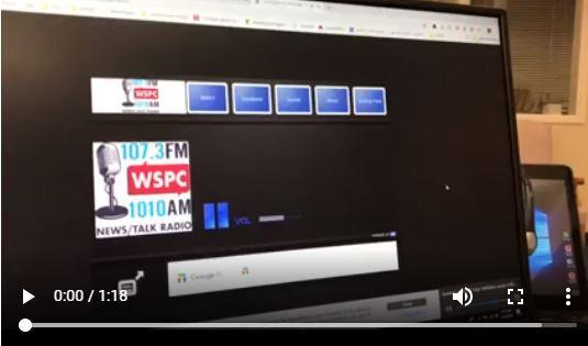 WSMS Student on THE RADIO! Featured Photo