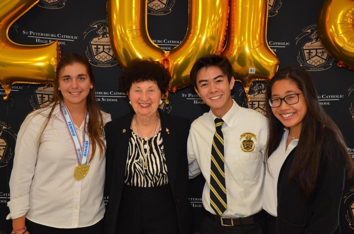 2018 Distinguished Alumna, U.S. District Judge Elizabeth Kovachevich