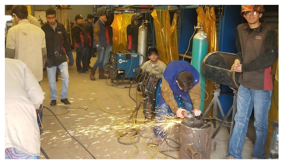 Welding I and II Course