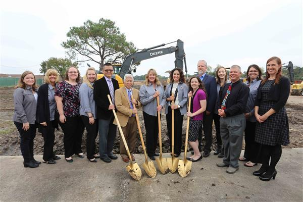 District holds groundbreaking ceremony for new Carpenter Elementary building