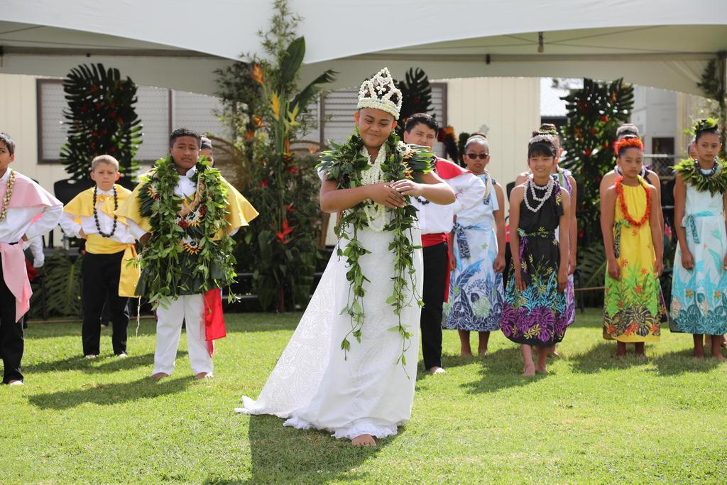 Queenʻs dance