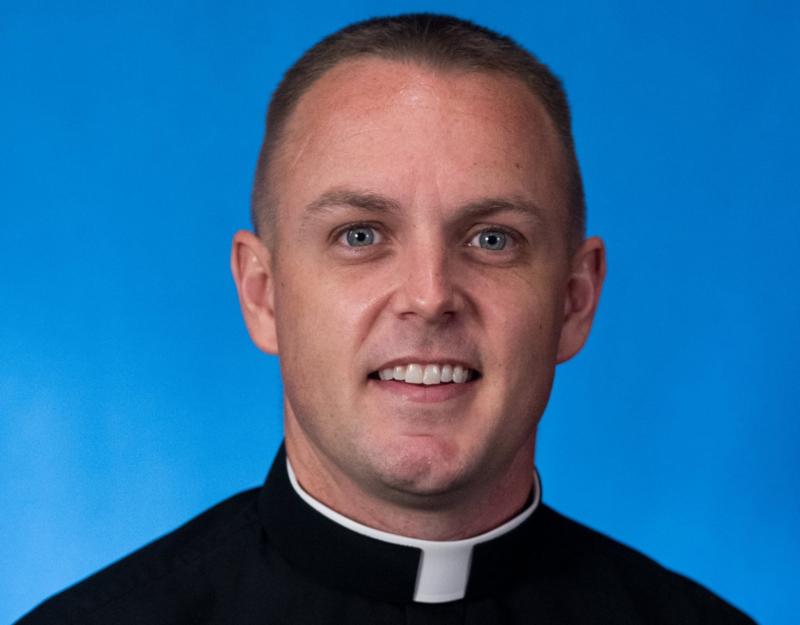 Fr. Patrick May