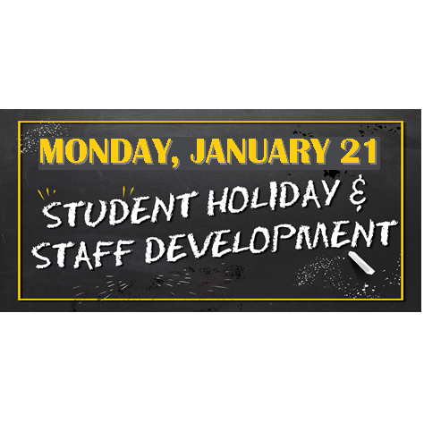 Student Holiday/ Staff Development Day Featured Photo