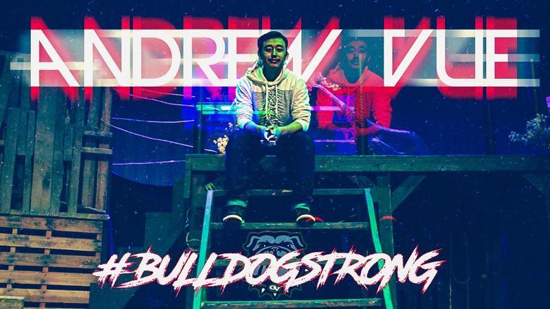 #BulldogSTRONG Student Spotlight: Andrew Vue Thumbnail Image