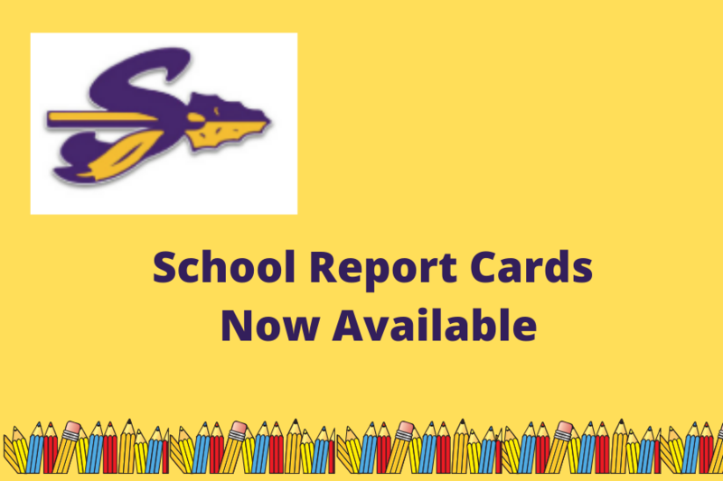 School Report Cards Now Available
